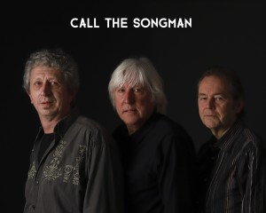 CALL THE SONGMAN persfoto